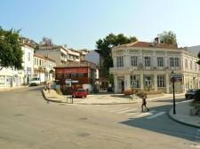 Centrum města Balčik